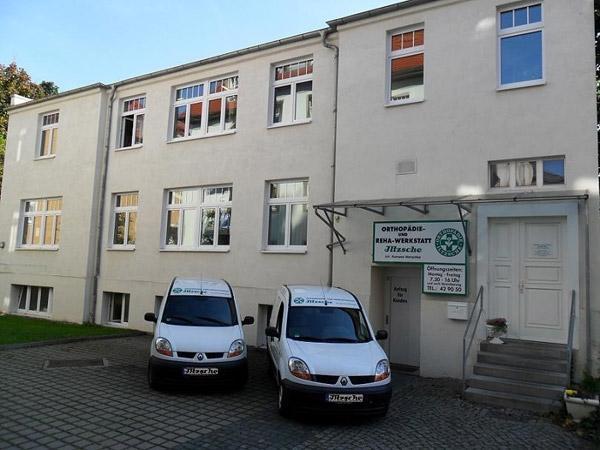 Geschäftsstelle in der Stollestraße